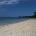 Mont Choisy public beach ... too awesome